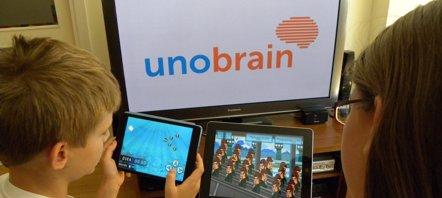 Foto: Neurojuegos para ayudar a niños con TDAH (UNOBRAIN)