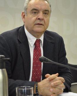 """Foto: El vicepresidente del Partido Aragonés destaca la trayectoria de """"trabajo y dedicación"""" de Pertegaz a la alta costura (EUROPA PRESS)"""
