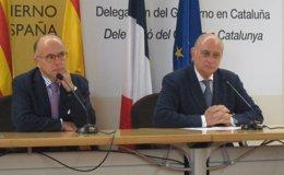 Foto: UE.- España y Francia proponen que la UE tenga un comisario de inmigración para frenar flujos irregulares (EUROPA PRESS)