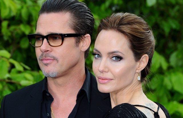 Foto: Elegancia y buen gusto en la boda de Angelina Jolie y Brad Pitt (GETTY)