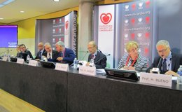 Foto: Seis estudios internacionales muestran avances en insuficiencia cardiaca y su entorno médico (EUROPA PRESS)