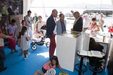 Foto: Cantabria promociona sus atractivos turísticos en el Mundial de Vela (GOBIERNO)