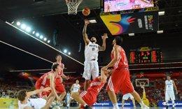 Foto: Ucrania no falla, Turquía sufre (FIBA)
