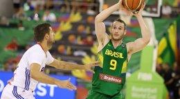 Foto: Brasil presenta sus credenciales (FIBA.COM)