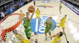 Foto: Eslovenia, Lituania y Angola comienzan con triunfos (FIBA.COM)