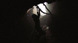 Foto: Continúa la búsqueda de cinco mineros atrapados en la mina de oro (NICARAGUA)