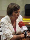 """Foto: Forcadell sobre la querella de Manos Limpias: """"¿Es serio?"""" (EUROPA PRESS)"""