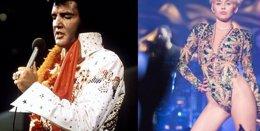 """Foto: Miley Cyrus: """"Elvis Presley fue el 'twerker' original"""" (MONTAJE EP)"""
