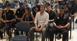 Foto: Acuerdan trasladar al País Vasco al compañero de cárcel de Otegi por Bateragune para una prueba médica en el hospital (POOL)