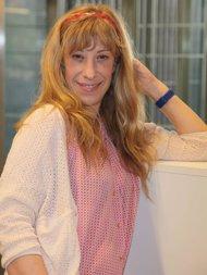 Foto: Nathalie Seseña, en las culturales de la UIMP (JOSEFINA BLANCO/EUROPA PRESS)