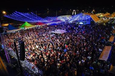 Foto: Unas 200.000 personas visitan el Festival Intercultural de Santander (FESTIVAL INTERCULTURAL)