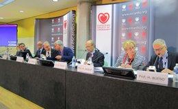 Foto: Un nuevo fármaco de Novartis logra reducir un 20% las muertes por causas cardiovasculares (EUROPA PRESS)