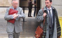 Foto: El periodista que redactaba los discursos de Matas ingresa en prisión por el caso Palma Arena (EUROPA PRESS)