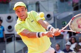 Foto: Bautista salva el domingo de la 'Armada' y se medirá con Federer en octavos (EUROPA PRESS)
