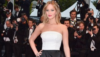 Filtran fotos de Jennifer Lawrence desnuda y de otras 100 celebrities