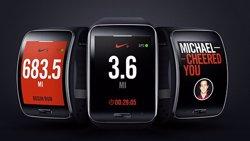 Foto: Nike + Running llega al 'smartwatch' Gear S de Samsung (SAMSUNG)