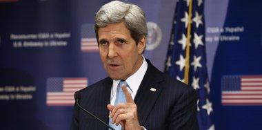 Foto: Kerry aborda con Netanyahu la posible reanudación de las negociaciones de paz, según un medio palestino (REUTERS)