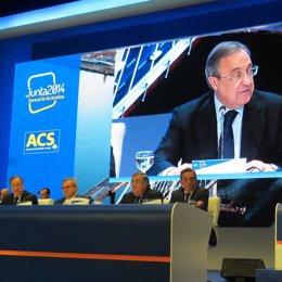 Foto: Economía/Empresas.- ACS eleva hasta casi el 60% su participación en Hochtief y no descarta seguir aumentándola (EUROPA PRESS)