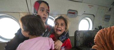 Foto: Al menos 1.420 iraquíes muertos y 600.000 desplazados por la violencia en agosto, según la ONU (STRINGER IRAQ / REUTERS)
