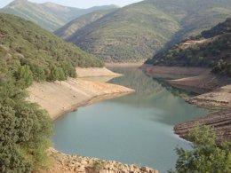 Foto: Los embalses riojanos están al 41 por ciento de su capacidad, según la CHE (EUROPA PRESS)