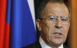 Foto: Lavrov insiste en que el Ejército ruso no va a intervenir en Ucrania (© DENIS SINYAKOV / REUTERS)