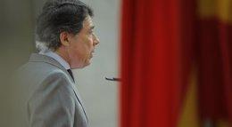 Foto: González aprovecha las palabras de Cospedal para reiterar su disposición a ser candidato en las próximas autonómicas (COMUNIDAD DE MADRID)