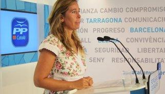"""Consulta.- El PP repta Mas a dir si posarà les urnes """"tot i que hi hagi una suspensió del TC"""""""