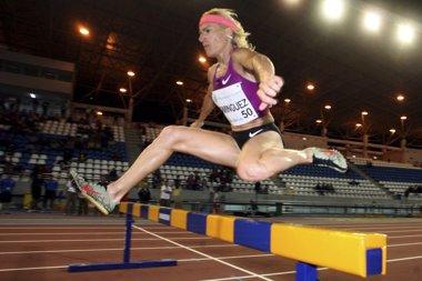Foto: La justicia ordena a la IAAF que no use datos de las muestras de Marta Domínguez (EUROPA PRESS/DIPUTACIÓN )