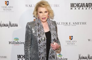 Foto: El estado crítico de Joan Rivers: en coma inducido (GETTY)