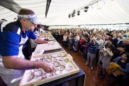 Foto: El Festival Internacional de la Ostra y el Marisco de Galway prevé atraer a 10.000 visitantes (CEDIDA)