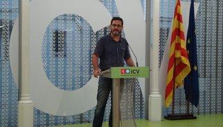ICV exigeix a Mas i al Govern querellar-se contra Pujol