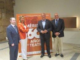 Foto: El Festival de Teatro de Mérida cierra su 60ª edición con 123.382 asistentes, un 40,49% más respecto a 2013 (EUROPA PRESS)