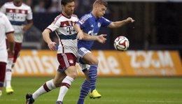 """Foto: Xabi Alonso: """"Trabajar con Guardiola me hizo tomar la decisión de fichar por el Bayern"""" (INA FASSBENDER / REUTERS)"""
