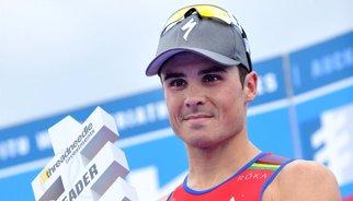 Triatló.- L'espanyol Javier Gómez Noya es proclama campió del món per quarta ocasió