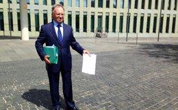 Foto: Manos Limpias ampliará la denuncia contra la ANC por un presunto fraude de 1,5 millones (EUROPA PRESS)