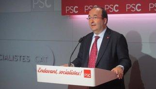 Consulta.- El PSC esmenarà la llei perquè el Consell de Garanties es pronunciï sobre la pregunta