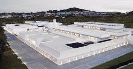 Foto: El Instituto Benéfico Social Padre Rubinos de A Coruña inaugura su nueva sede de más de 15.000 metros cuadrados (EUROPA PRESS/PADRE RUBINOS)