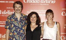 """Foto: Chus Gutiérrez muestra """"otra cara"""" de Colombia en 'Ciudad delirio' (EUROPA PRESS)"""