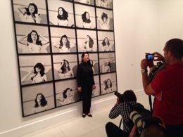 Foto: El CAC despide la exposición de Marina Abramovic con más de 50.000 visitas (EUROPA PRESS/CAC MÁLAGA)