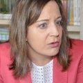 Foto: Iratxe García sustituye a Elena Valenciano como coordinadora de los socialistas españoles en Bruselas (EUROPA PRESS)