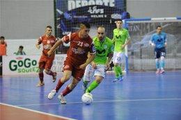 Foto: ElPozo e Inter, primer asalto para ser supercampeón (ELPOZO MURCIA FS)
