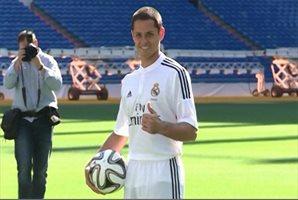 """Chicharito"" llega cedido al Real Madrid"