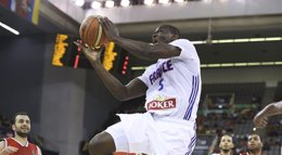 Foto: Francia apaliza al rival más débil sin despeinarse (FIBA.COM)