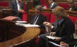 """Foto: ERC, dispuesta a entrar en un gobierno de unidad para """"blindar"""" la consulta (EUROPA PRESS)"""