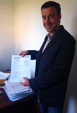Foto: May Peus presenta avales y programa para ser candidato a la presidencia de la RFEDI (MAY PEUS)