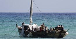 Foto: Rescatan una patera en la costa mexicana con quince cubanos a bordo, dos de los cuales han fallecido (REUTERS)