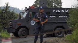 Foto: México.- Fuerzas federales hallan un campo de entrenamiento de 'Los Zetas' y abaten a tres delincuentes (REUTERS)