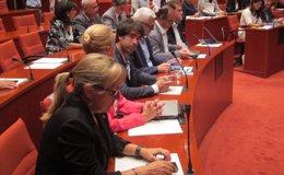 Foto: El Parlamento catalán aprueba por unanimidad la comparecencia de Jordi Pujol (EUROPA PRESS)