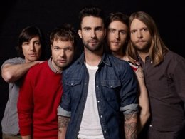 Foto: Maroon 5 actuarán en Madrid en 2015 (MAROON 5/FACEBOOK)