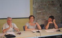 Foto: Partidos de izquierda y entidades sociales presentan querella contra los Pujol en la Audiencia Nacional (EUROPA PRESS)